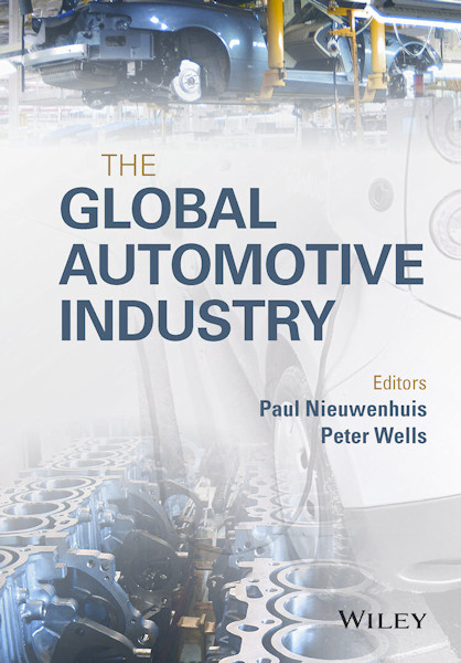 The Global Automotive Industry - Front Cover