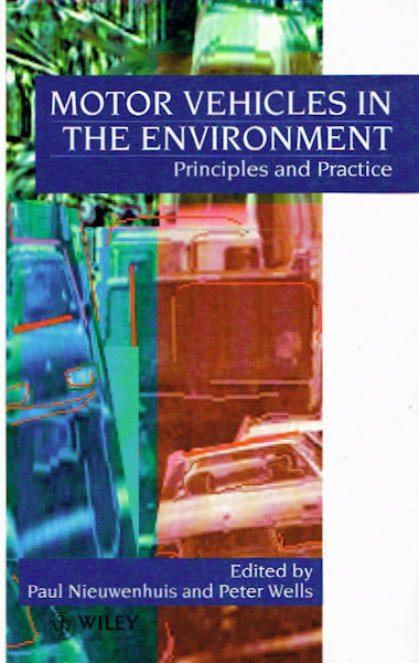 Motor Vehicles in the Environment - Front Cover