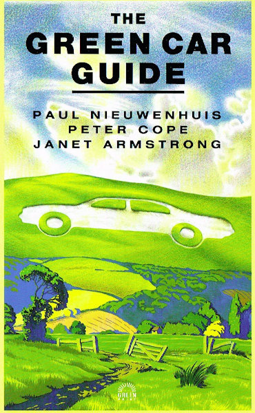 The Green Car Guide - Front Cover