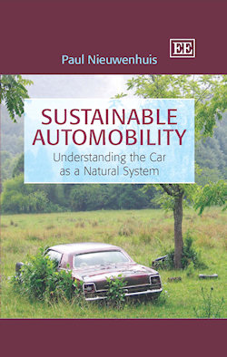 Sustainable Automobility - Front Cover